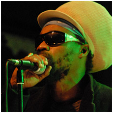 Mykal Rose Reggae legend